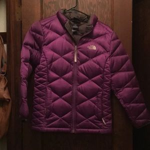 Kids XL North Face Coat
